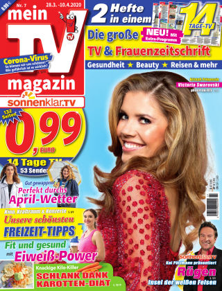 mein TV-magazin 07/2020