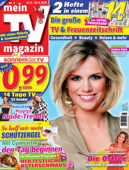 mein TV-magazin April 10, 2020 00:00