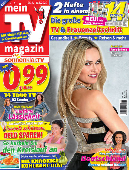 mein TV-magazin April 24, 2020 00:00