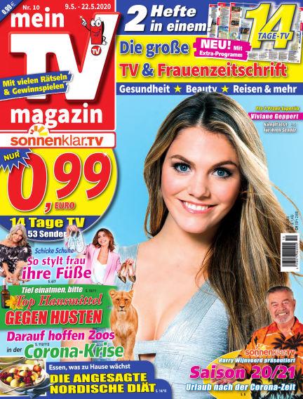 mein TV-magazin May 08, 2020 00:00
