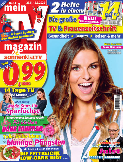 mein TV-magazin May 22, 2020 00:00