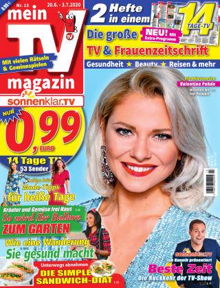 mein TV-magazin 13/2020