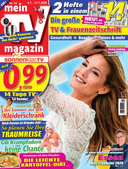 mein TV-magazin July 03, 2020 00:00