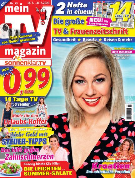 mein TV-magazin July 17, 2020 00:00