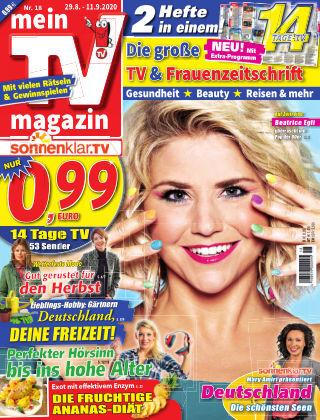 mein TV-magazin 18/2020
