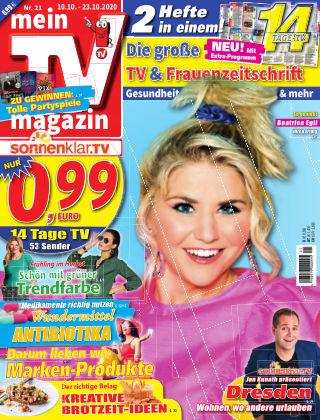 mein TV-magazin 21/2020