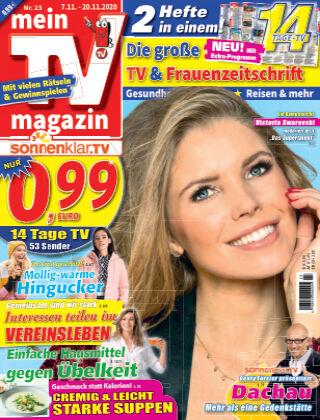mein TV-magazin 23/2020