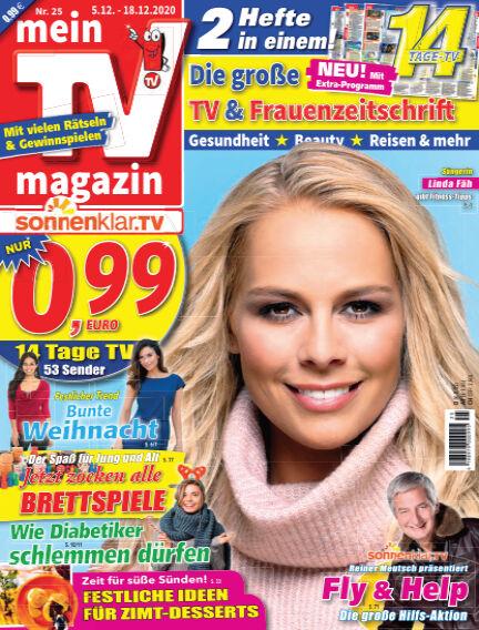 mein TV-magazin December 04, 2020 00:00