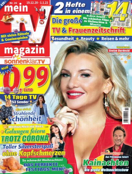 mein TV-magazin December 18, 2020 00:00