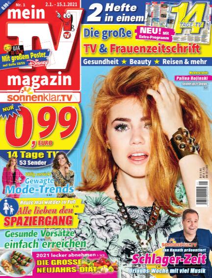 mein TV-magazin January 01, 2021 00:00