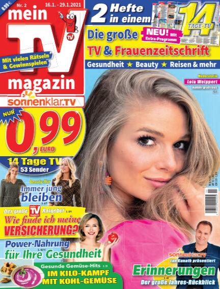 mein TV-magazin January 15, 2021 00:00