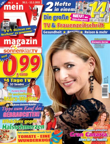 mein TV-magazin January 29, 2021 00:00