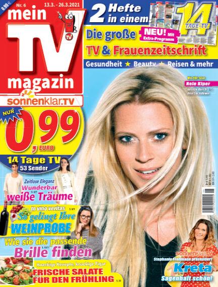 mein TV-magazin March 12, 2021 00:00