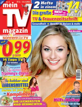 mein TV-magazin 05/2021