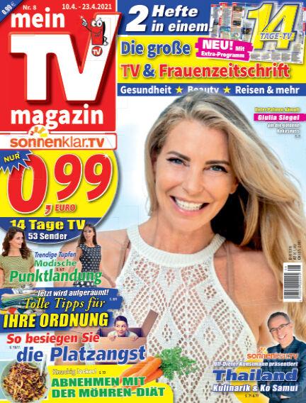 mein TV-magazin April 09, 2021 00:00