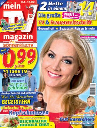 mein TV-magazin 09/2021