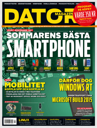 Datormagazin 2015-06-08
