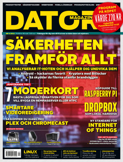 Datormagazin March 05, 2015 00:00