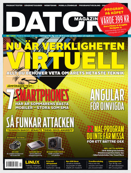 Datormagazin June 14, 2016 00:00