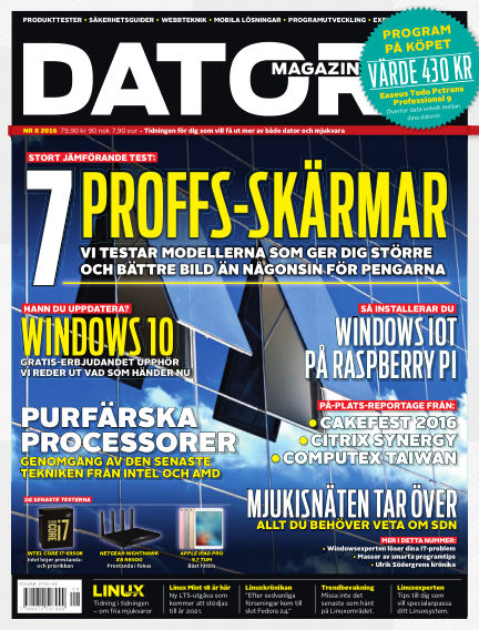 Datormagazin July 21, 2016 00:00