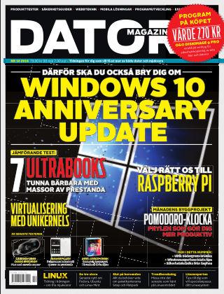 Datormagazin 2016-09-20