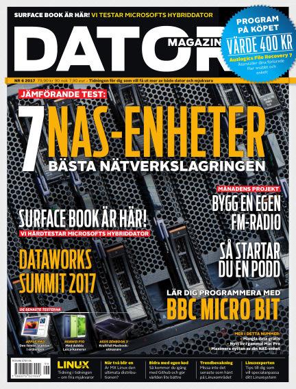 Datormagazin May 24, 2017 00:00