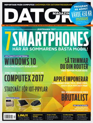 Datormagazin 2017-06-27
