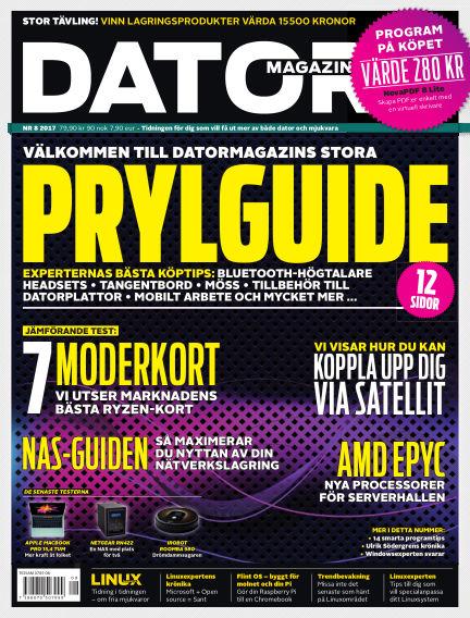 "Datormagazin (Publiceras numera i titeln ""Mobil Sverige"") July 27, 2017 00:00"
