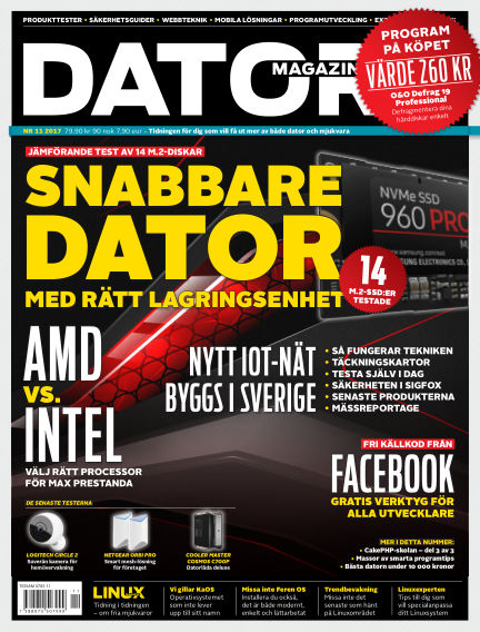 Datormagazin October 24, 2017 00:00