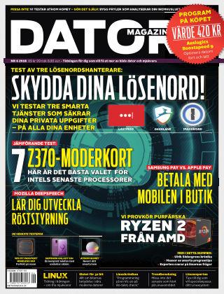 Datormagazin 2018-05-22