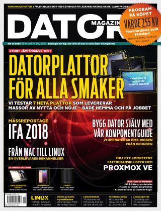 Datormagazin 2018-09-25