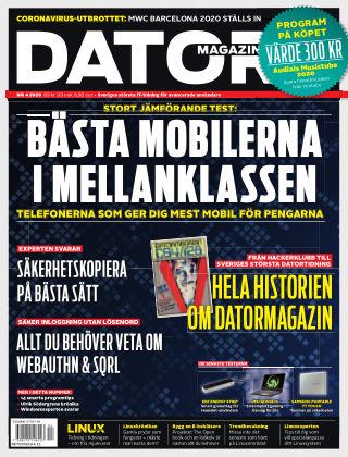 "Datormagazin (Publiceras numera i titeln ""Mobil Sverige"") 2020-03-06"