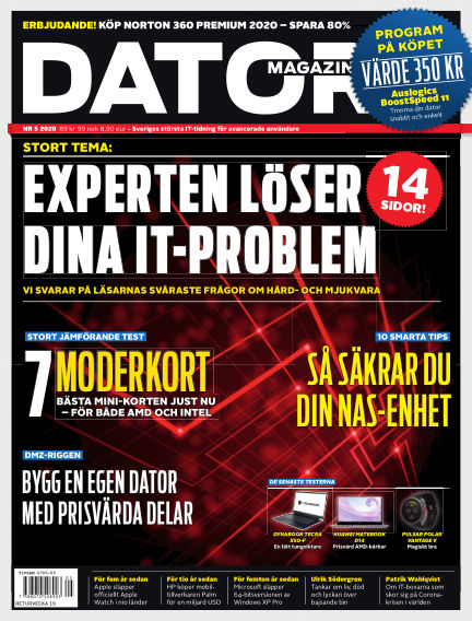 "Datormagazin (Publiceras numera i titeln ""Mobil Sverige"")"