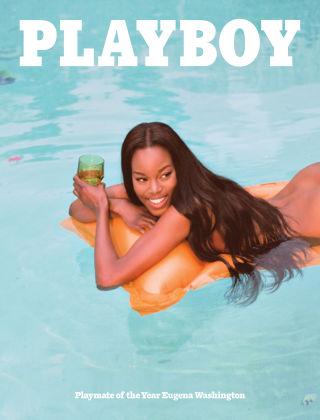 Playboy June 2016