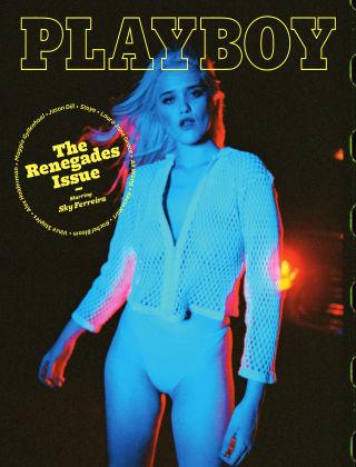 Playboy October 2016