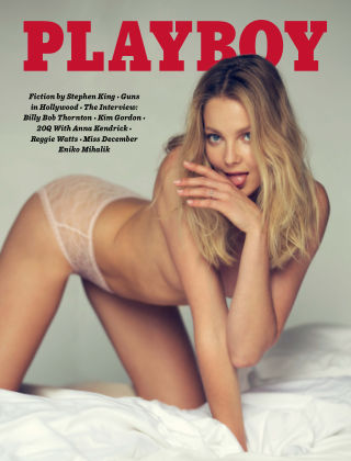 Playboy December 2016
