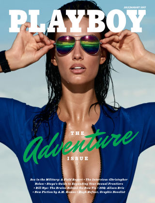Playboy Jul-Aug 2017