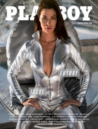 Playboy Mar-Apr 2018