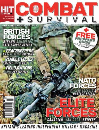 Combat & Survival March 2016