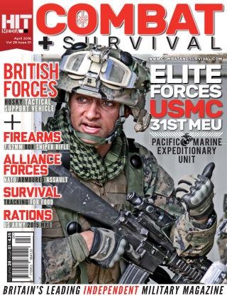 Combat & Survival April 2016