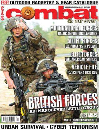 Combat & Survival September 2015