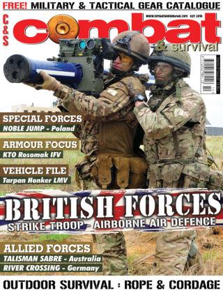 Combat & Survival October 2015