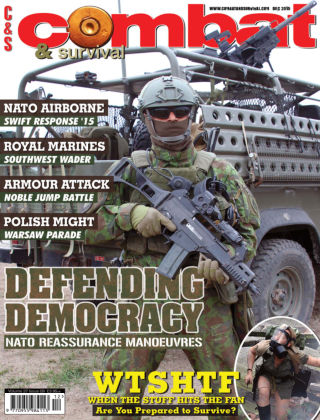 Combat & Survival December 2015