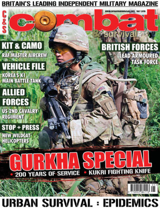 Combat & Survival May 2015