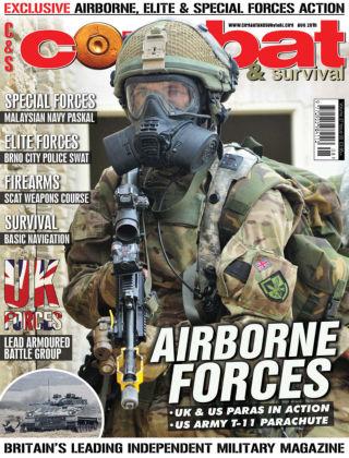 Combat & Survival August 2015