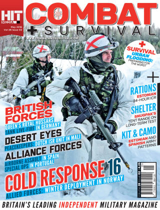 Combat & Survival May 2016