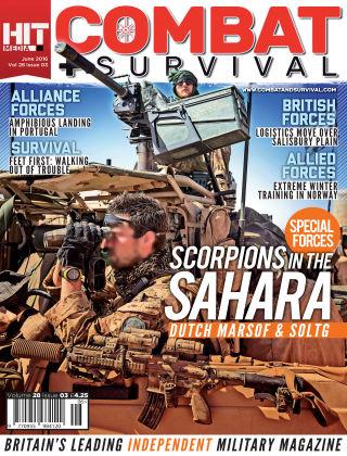 Combat & Survival June 16