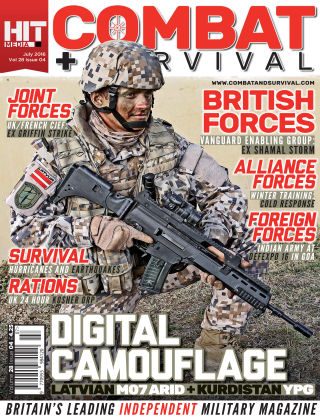 Combat & Survival July 2016
