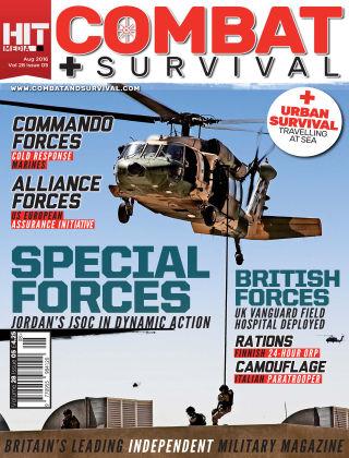 Combat & Survival August 2016