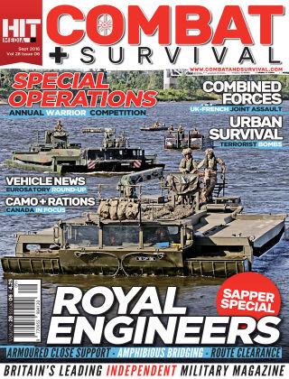 Combat & Survival September 2016